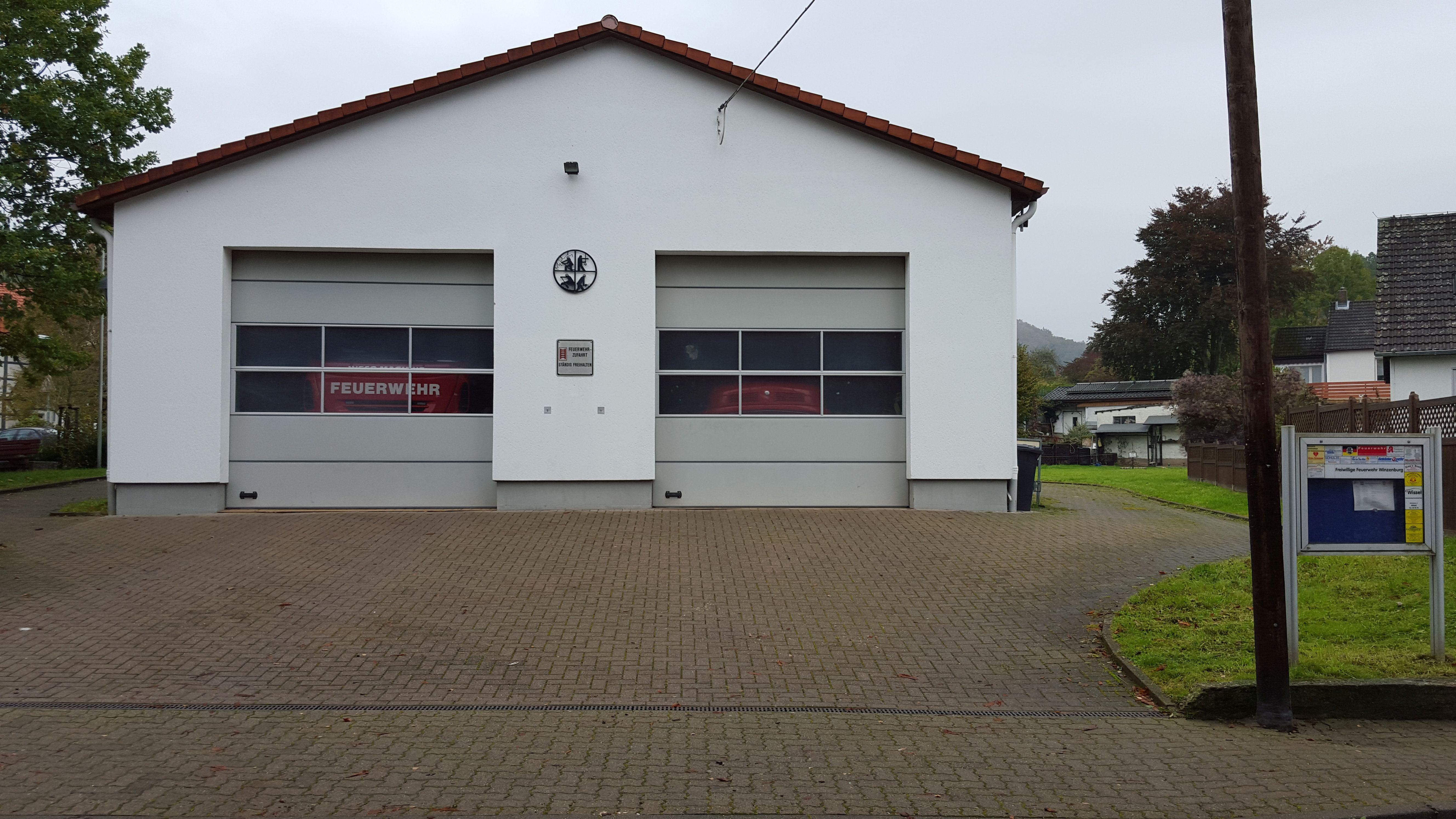 Neues Feuerwehr- / Dorfgemeinschaftshaus